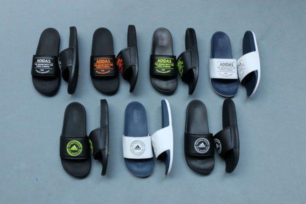 Tin tức  8 mẫu dép Nike Adidas chính hãng vnxk đẹp được nhiều bạn nam nữ lựa chọn nhất 2018 Adias_Plus2-600x400