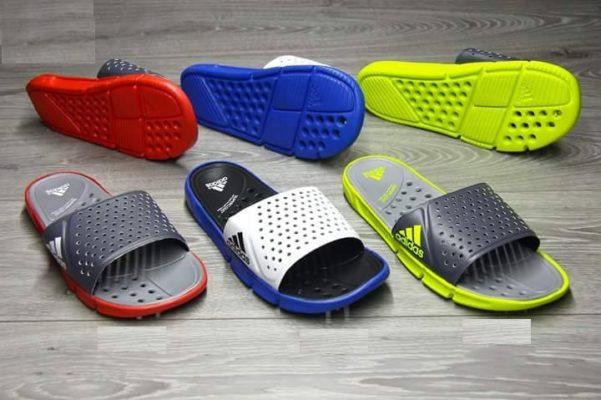 Tin tức  8 mẫu dép Nike Adidas chính hãng vnxk đẹp được nhiều bạn nam nữ lựa chọn nhất 2018 Dep_Adidas_ClimaCool_1-1-601x400